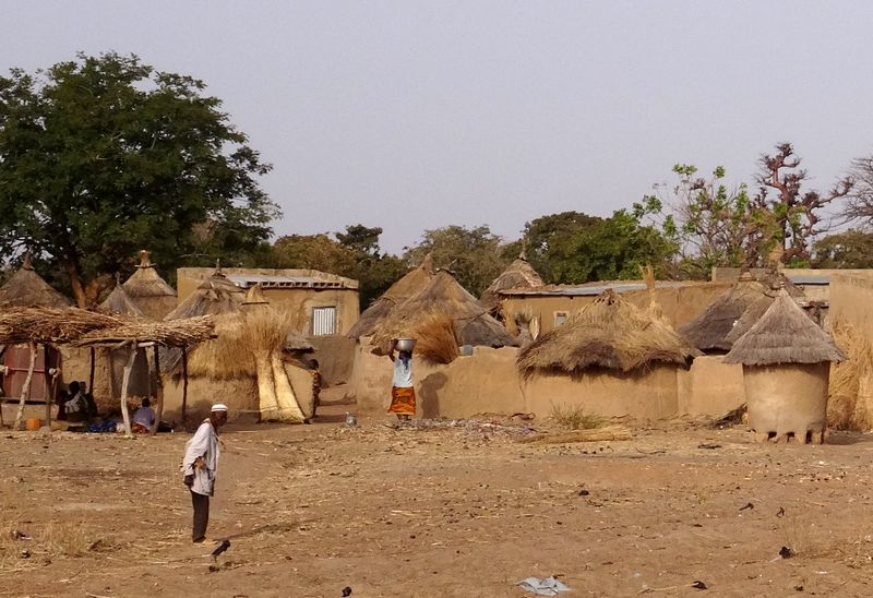 Burkina Faso is the world's forth poorest country.